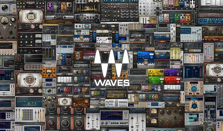 Waves 10 Complete Plugin Bundle (Win) | Plugin Crack