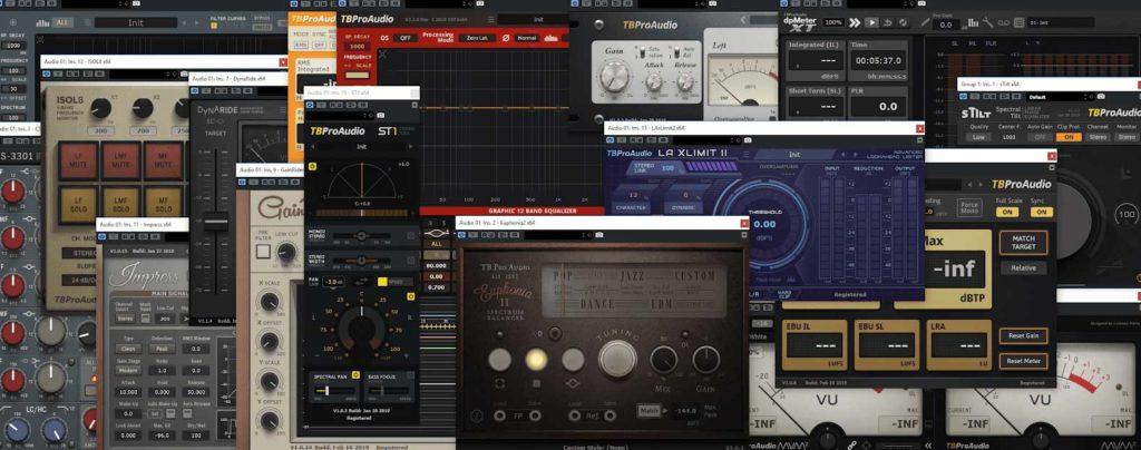 TBProAudio Bundle 2020.7 [Ingles] [UL.IO] TBProAudio-Bundle-2020-1024x404